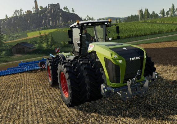 Farming Simulator 19 – Platinum Edition
