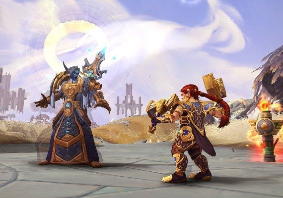 World of Warcraft: Shadowlands – Heroic Edition EU