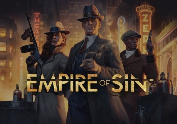 Empire of Sin – Premium Edition EU