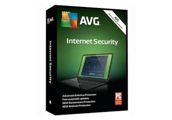 AVG Internet Security 6 Months 10 Dev