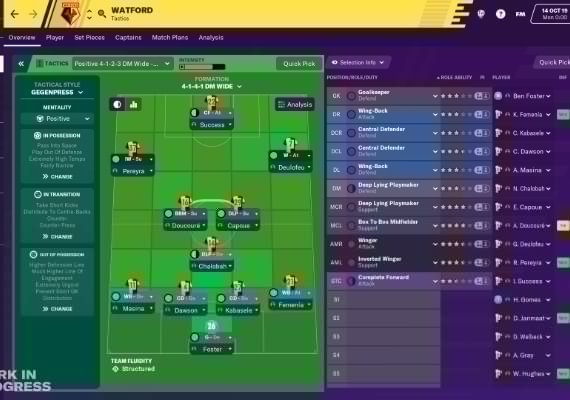 Football Manager 2020 Touch EU