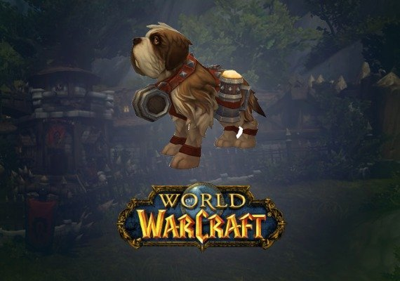 World of Warcraft: In-Game Item – Alterac Brew Pup NA