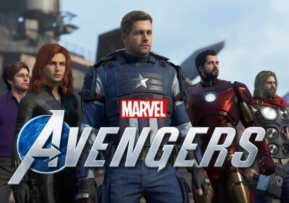 Marvel's Avengers – Intel Gaming Bundle