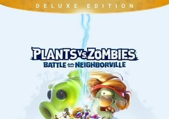 Plants vs. Zombies: Battle for Neighborville – Deluxe Edition EU