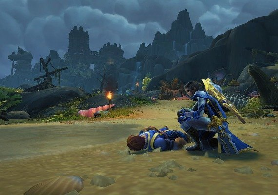 World of Warcraft: In-Game Item – Lil' XT NA