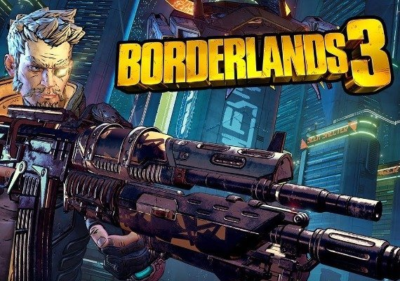 Borderlands 3 – Gold Weapon Skins Pack EU PS4