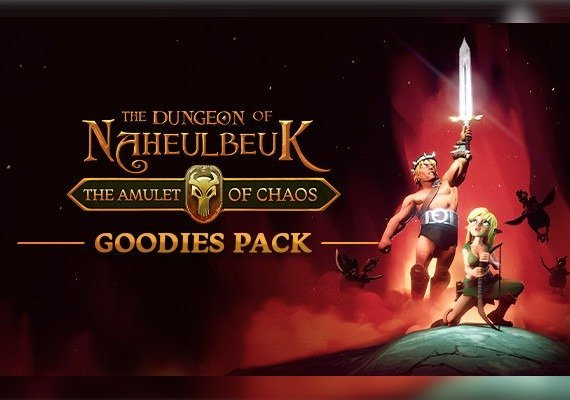The Dungeon of Naheulbeuk: The Amulet of Chaos – Goodies Pack EU