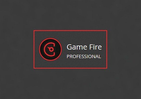 Game Fire Professional 1 PC 1 Year
