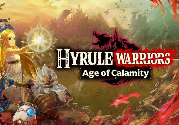 Hyrule Warriors: Age of Calamity US