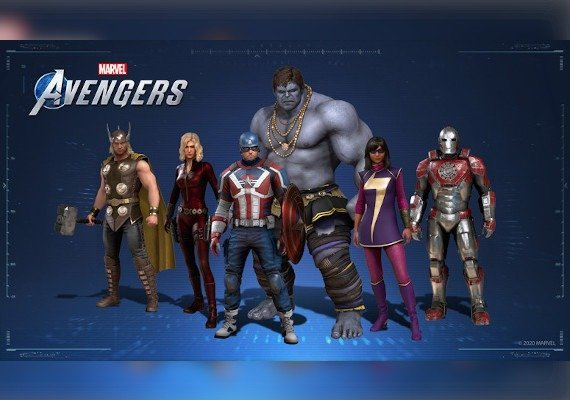 Marvel's Avengers – Hero Outfits Pack