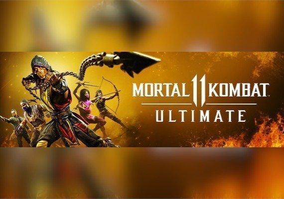 Mortal Kombat 11 – Ultimate Edition EU