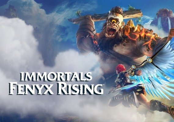 Immortals Fenyx Rising NA PS4