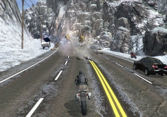 Road Redemption EU