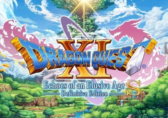 Dragon Quest XI S: Echoes of an Elusive Age – Definitive Edition EU