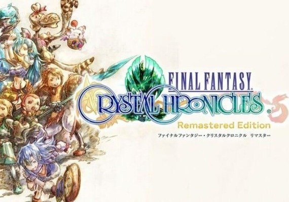 Final Fantasy: Crystal Chronicles – Remastered Edition EU