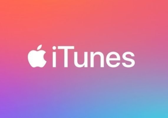 iTunes Gift Card 50 SAR
