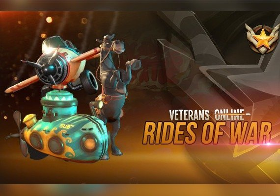 Veterans Online: Rides of War