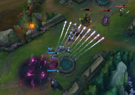 League of Legends Riot Points 3000 RP EU WEST