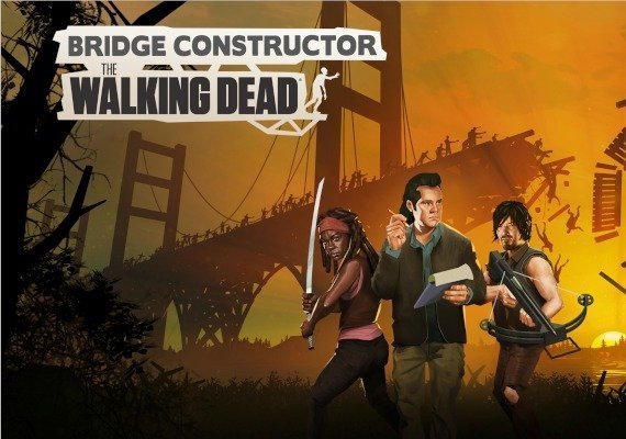 Bridge Constructor: The Walking Dead EU PS4