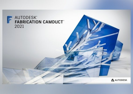 Autodesk Fabrication Camduct 2021 1 Year Windows