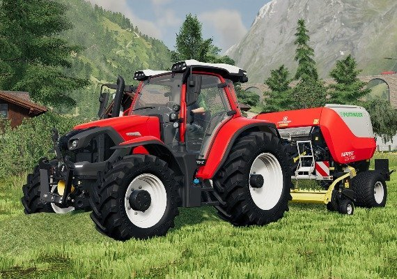 Farming Simulator 19 – Alpine Farming Expansion EU