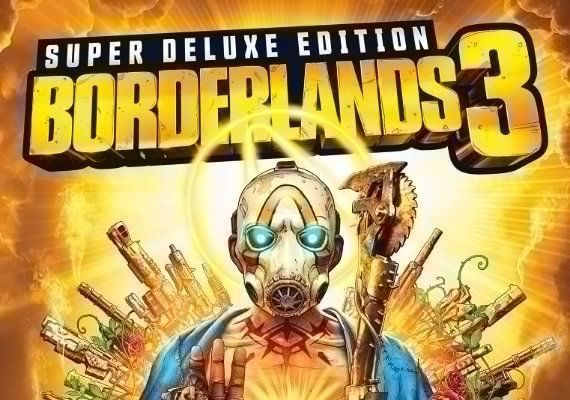 Borderlands 3 – Super Deluxe Edition EU