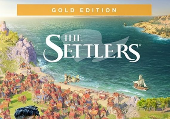 The Settlers – Gold Edition PRE-ORDER