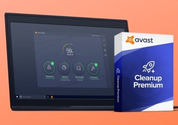 Avast Cleanup Premium 2020 2 Year 1 Dev