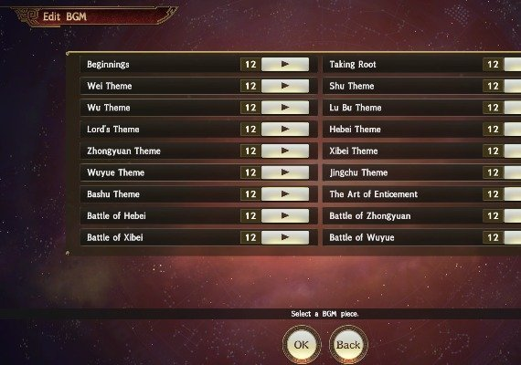Romance of the Three Kingdom XIV: Editor – 2nd Wave EU