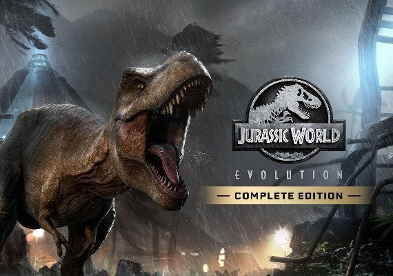 Jurassic World: Evolution – Complete Edition EU