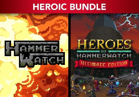 Hammerwatch – Heroic Bundle US