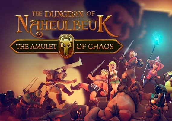 The Dungeon of Naheulbeuk: The Amulet of Chaos NA