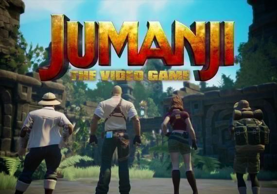 Jumanji: The Video Game US