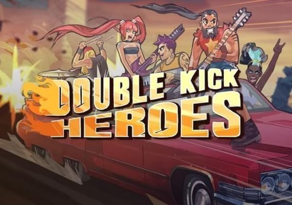Double Kick Heroes US