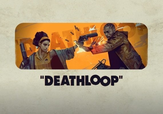 Deathloop PRE-PURCHASE