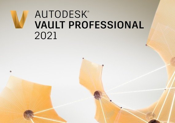 Autodesk Vault Professional Server 2021 1 Year Windows