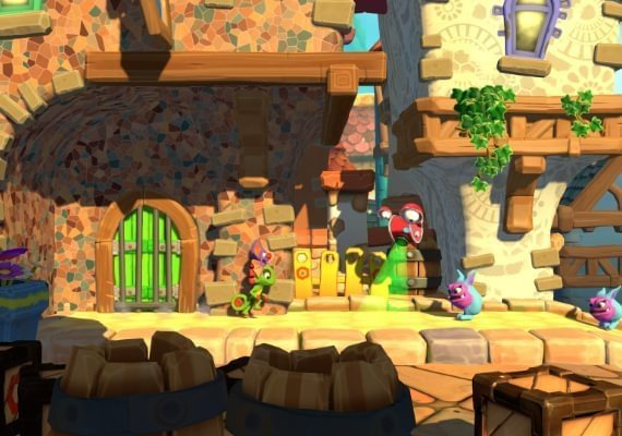Yooka-Laylee and the Impossible Lair EU