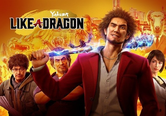 Yakuza: Like a Dragon EU PS5