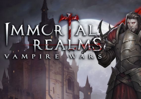 Immortal Realms: Vampire Wars US